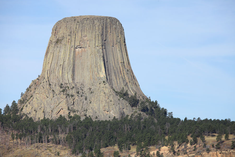 Laccolith, Devils Tower